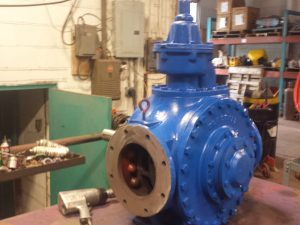 "Blackmer HXL8 8"" Positive Displacement Vane Pump"