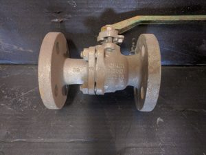 "1"" Stainless Steel Gate Valve"