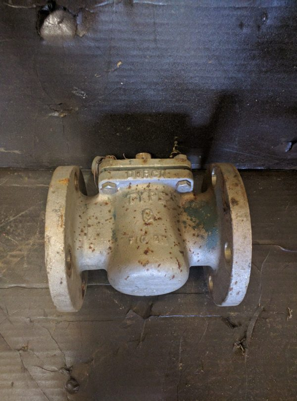 """2"""" Durco Type C Stainless Steel Flanged Gate Valves"""