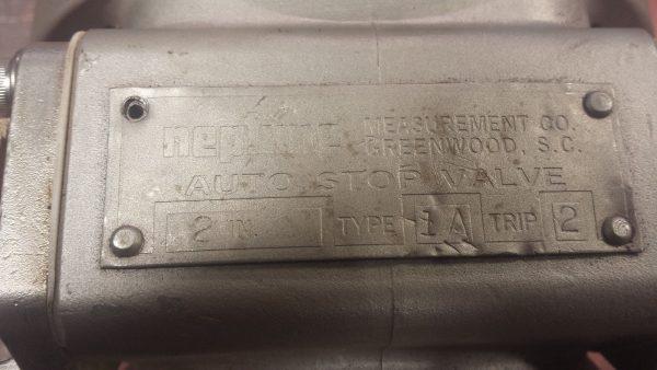 """2"""" Neptune Stainless Steel Preset Valve"""