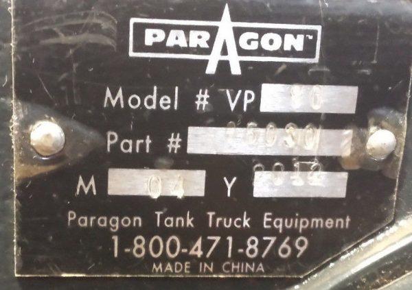 "2"" Paragon Pump"