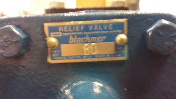 """2 1/2"""" NP Blackmer pump"""