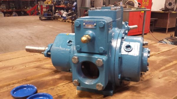 "2 1/2"" NPJ2 1/2 Blackmer fully jacketed pump"