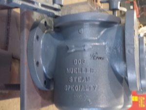 """6"""" Mueller Iron strainer"""