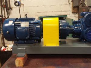 Blackmer GX4A pumping skid