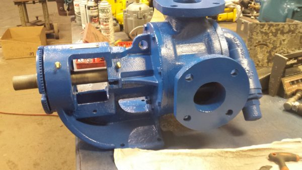 "3"" Viking LL4124B steel pump"