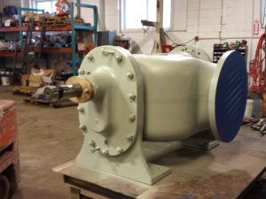 "12""X10"" Warren Screw Pump"