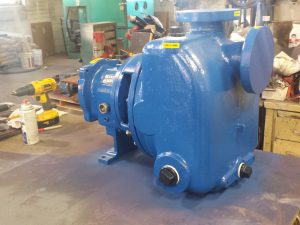 3X3X13 Gould's 3796 self priming pump
