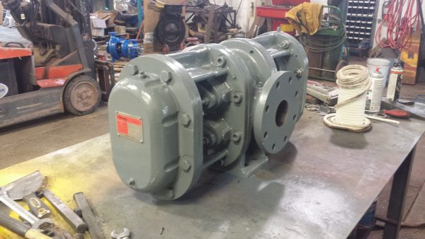 "3"" Flow Serve Gear pump"