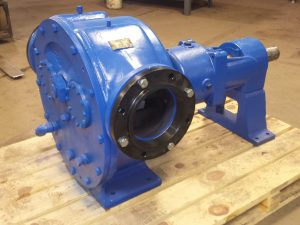 "8"" Viking R series Jacketed front and back"