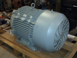 50HP Siemens Explosion proof motor new