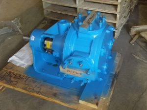 "4"" Viking M4225 Jacketed shaft side and head, iron pump"