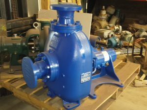"4"" Gorman Rupp 84A52B Self priming pump"