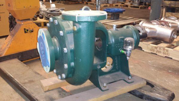 4X3 Gould's 3770 10.5 Impeller steel