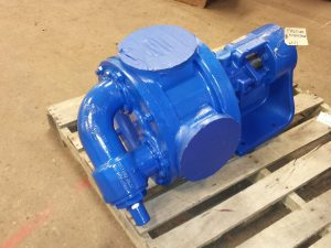 "4"" Viking M125 steel pump"
