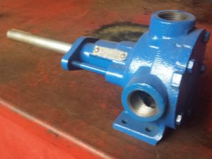 "1"" Viking H-32 pump like new condition"