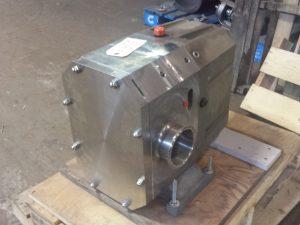 """4"""" Viking Stainless steel Dura-lobe New/Surplus"""