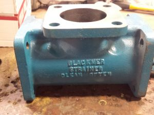 "3"" Blackmer Strainer new surplus Steel"