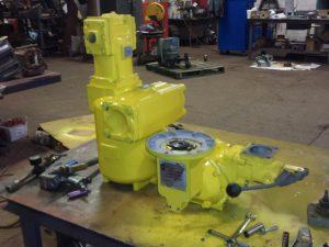 """2"""" Liquid Controls M-10-1 meter with high capacity strainer/air eliminator/ pre set valve"""