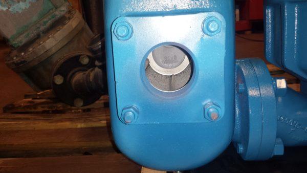 "2"" Neptune/Actaris Type 4-MT meter with air eliminator/strainer"