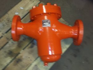 "3"" Smith high pressure strainer"