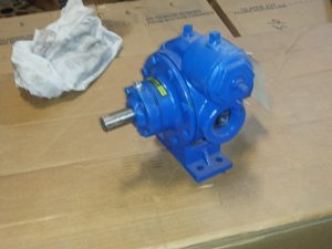 "1 1/4"" Blackmer pump XL1 1/4"