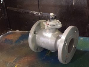 "3"" Carbon Steel Flanged Ball Valves"