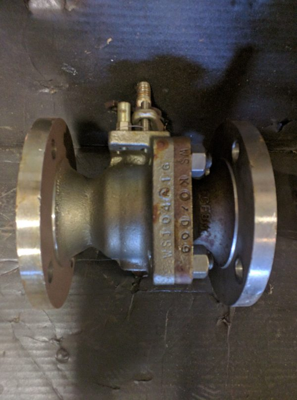 "3"" Stainless Steel Flanged Gate Valves"