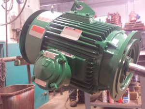 30HP Reliance C-Face Motor - 28610 Frame