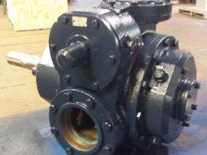 "4"" Blackmer NP4 Pump with Jacketed Head & Shaft"