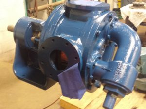 "4"" Viking MR4124 Pump with Relief Valve"