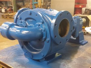"6"" Viking N335 with Jacketed Head & Relief Valve"
