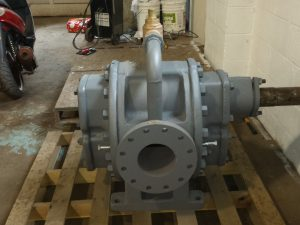 "6""x6"" Worthington Carbon Steel Pump"