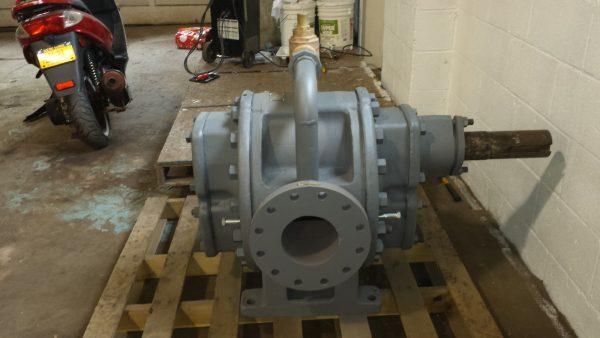 "6""x6"" Worthington Carbon Steel Pump"