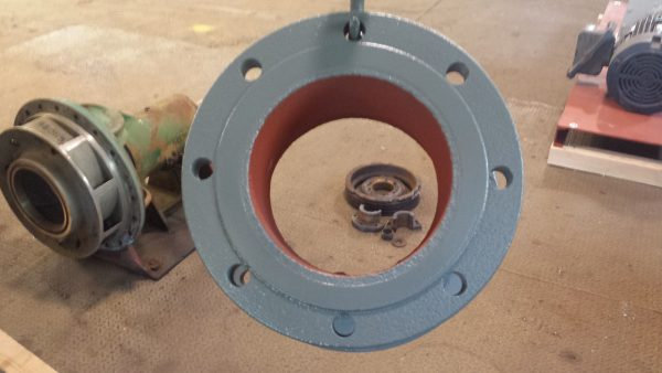 "8"" to 10"" Carbon Steel Flange Adapter (List Price: $1,100)"