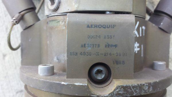 Aeroquip Aircraft Fueling Nozzle 00624