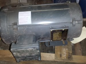 Baldor 2HP 3520RPM Single Phase