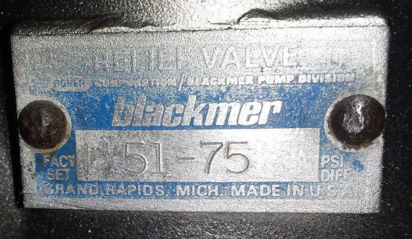 "Blackmer SNP2 - 2"" Stainless Steel Pump"