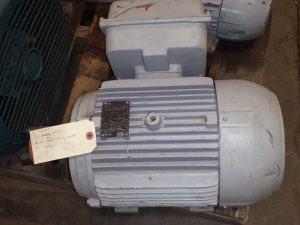 Emerson 2HP 3505RPM 3-Phase AC Motor