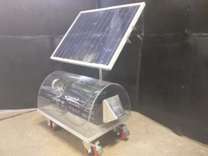 FlowDaddy Tunnel 3.0 Solar Powered Pumping System