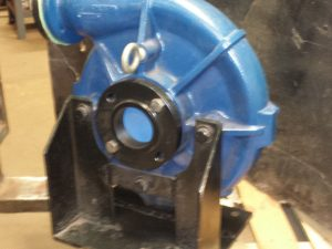 "Gorman Rupp 3""x2.5"" w/12.25"" Impeller"