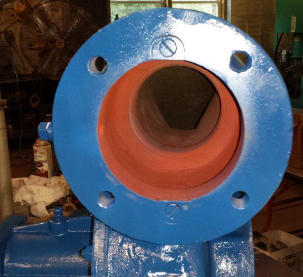 """Gorman Rupp 63D3-B 4""""x3""""x9.25"""" Centrifugal Pump"""