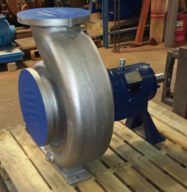 "Ingersoll Rand 2801009 - 10""x8""x13"" Stainless Steel Centrifugal Pump"