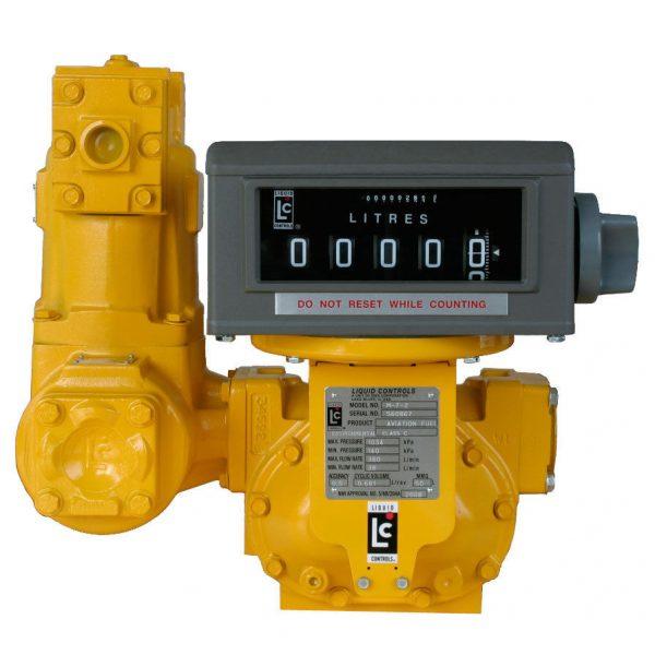 LC M25 Rebuilt Meter (w/Air Eliminator & Strainer)