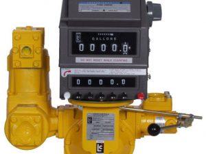 LC M25 Rebuilt Meter (w/Air Eliminator, Strainer, Preset & Preset Valve)