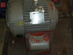 Magnatek 7.5HP 3450RPM 230/460V 3Phase Electric AC Motor