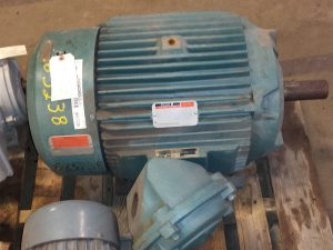 Reliance Electric 50HP 3555RPM AC Motor 230/460