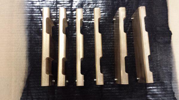 "Set of Bronze Vanes for a 6"" Blackmer HXLS6F-N Pump"