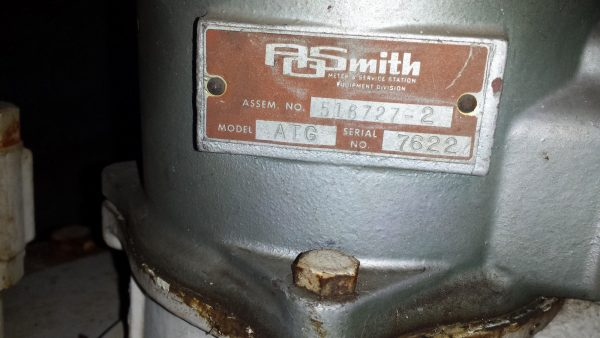 Smith F4-S6 High Pressure Meters