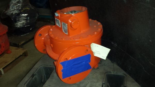 "Smith SD-30-DI 3"" Flow Meter"